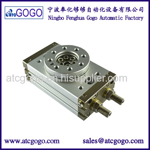 SMC series pneumatic rotary vane gear pump 180 degree 90 degree air cylinder