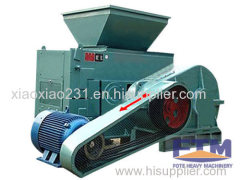 Coal Briquetting Machine in China