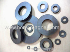Large rare earth ndfeb radial magnetic ring