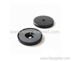 Bonded neodymium permanent rotor magnet