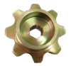 Upper drive gathering chain sprocket John Deere Cornhead Combine Parts agricultural machinery parts