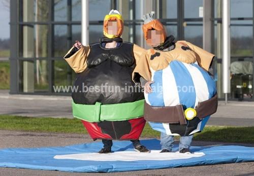 Sumo Asterix and Obelix