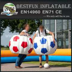 Inflatable soccer suit for sale
