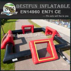 High quality inflatable soccer goal