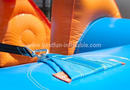 Human Foosball inflatable strings