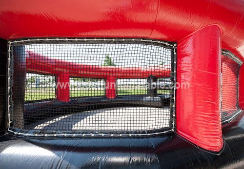 Inflatable football arena (without roof)