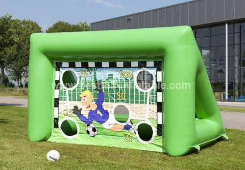 Inflatable Goal Shooting game