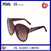 Ladies Fashion Acetate Polarized Sunglasses with Perfect Vision