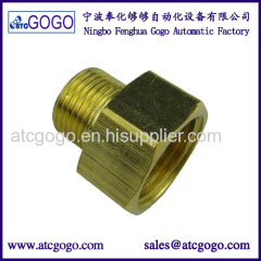 Union water brass joints pneumatic fittings male to female connector G PT Thread