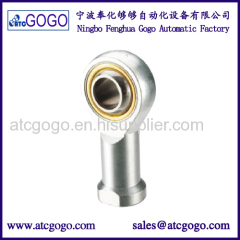 ISO air cylinder fisheye joint standard pneumatic cylinder mounting