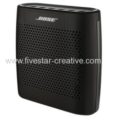 Bose Wireless Speaker SoundLink Color Wireless Speakers Black