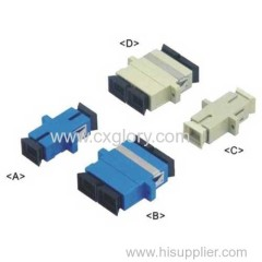 SC Fiber Optic Adaptor