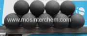 Fracturing Ball of Soluble Composite Materials