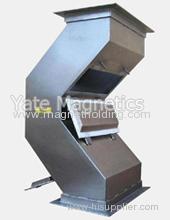 hump magnet magentic separator