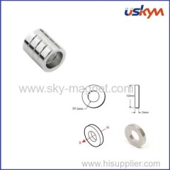 Competitive Permanent Ring Neodymium