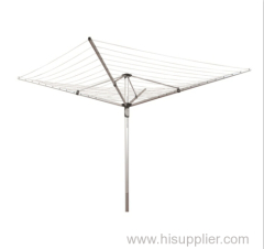 aluminum clothes rotary airer