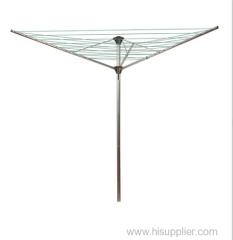 4 Arms Garden Clothesline Airer