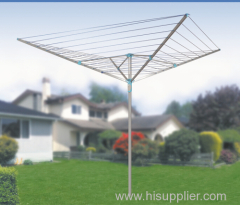 garden rotary laundry drying rack