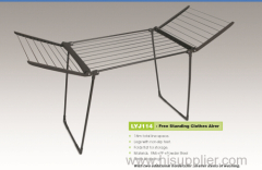 Collapsible Laundry Drying Rack