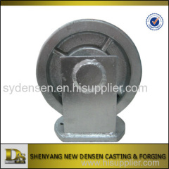 High quality cast iron caster