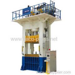 H Frame Deep Drawing Hydraulic Press 400 tons H Frame Hydraulic Press 400