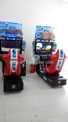 3D Car Racing Arcade Machine Outrun Racing car game