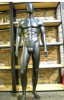 stand style male mannequin