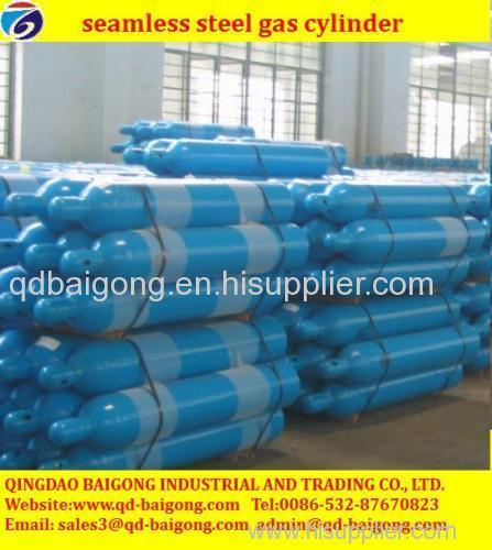 40L Welding Used Oxygen Cylinder Price WMA manufacturer from China