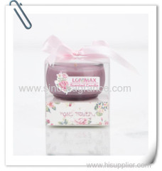 30g Scented Candle in Glass Bottle