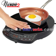 Nuwave magnetic precision electric stove induction cooktop for kitchenware