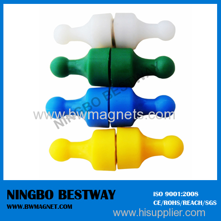 Magnetic Holding Pegs Supllier