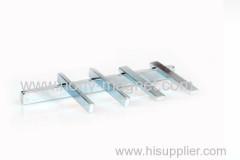 Sintered neodymium permanent magnet block