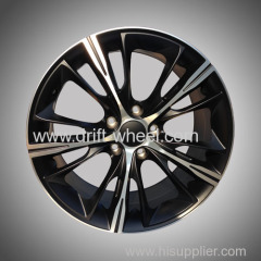 18 INCH 19 INCH REPLICA ALLOY WHEEL IN MATT BLACK MACHINED FACE FITS BMW 4 SERIE
