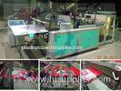 High Speed Vest / T-shirt Bag Making Machine With Microcomputer Control