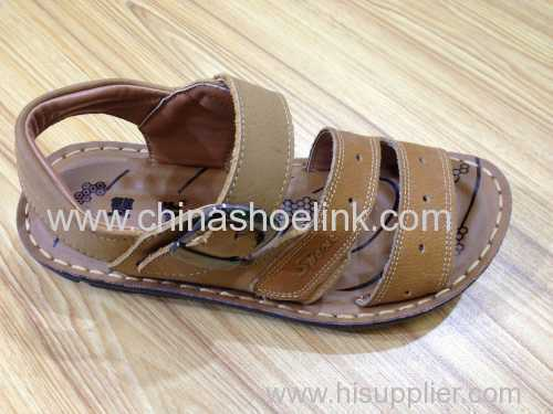 Wenling Leather sandals Child