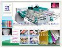 Plastic LLDPE / LDPE Air Bubble Film Making Machine With Good T-die Head