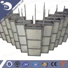 Titanium Net Basket For Sale