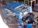 4 Color Flexo Printing Machine for roll paper printing / Plastic film