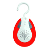 Water-repellent Hook Design Bluetooth Shower Speaker and Auto FM Shower Radio