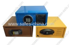 Backlit keypad Electronic hotel room safe with rental function(HT-20ETY)