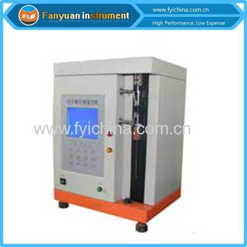 Computer Control Single Fiber Strength Tester