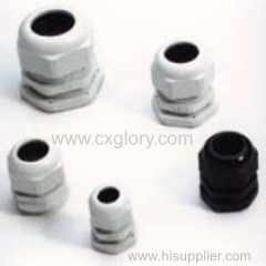 Waterproof IP68 Nylon Cable Gland Types of Cable Glands