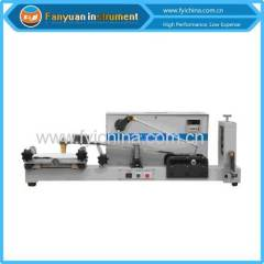 Fabric Rubbing Fastness Tester from China
