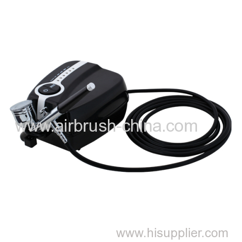 Mini Airbrush Compressor Kit for Cake Decoration (BDA60003)