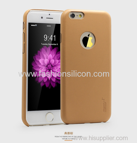 Artificial Leather covers for iphone 6