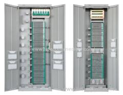 optical distribution frame rack