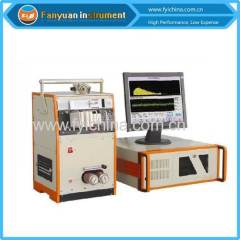 Versatile and high performance YARN HAIRNESS & EVENNESS TESTER