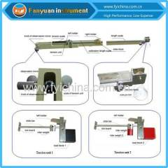 ISO7211 and ASTM D 3883 Yarn crimp tester