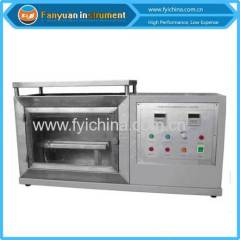 Fabric Horizontal Flammability machine