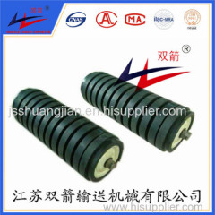 durable conveyor impact roller